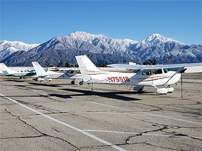 Aircraft-Hire Cable Airport