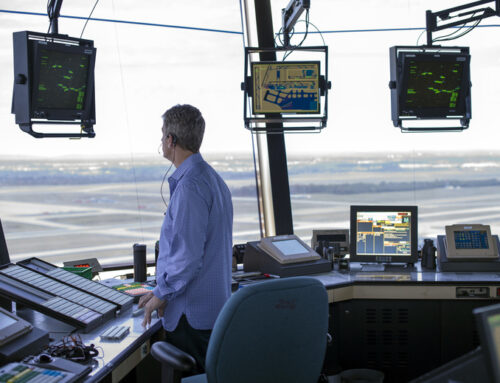 Learning how to talk to Air Traffic Control
